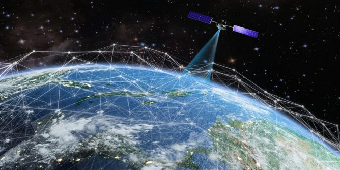 satellite-transmits-signal-earth